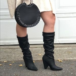 Wiley Slouch Bootie